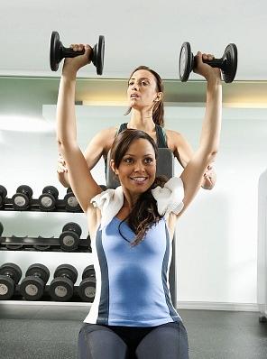 Quais exercicios fazer para ganhar massa muscular na academia